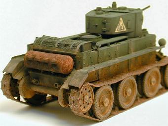 BT-5 快速戦車